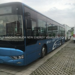 Luxury 12 Meters Electric Bus City Bus