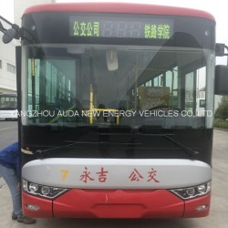 2017 High Quality Electric City Bus with Cheap Price