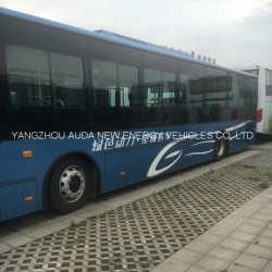 2017 Pure Electric City Bus for Public Transportation
