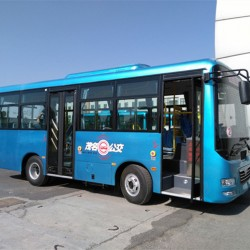 7.5m City Bus with 31-35 Seats