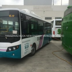 China Golden Supplier Electric City Bus Coach