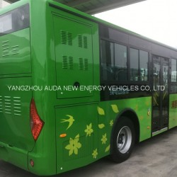 Good Condition Electric City Bus Passenger Car