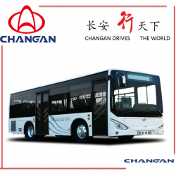 Best Selling Hyundai City Bus 35 Seats Changan Brand Sc6901
