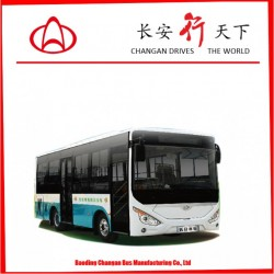 Inner City Bus Changan Brand City Bus Sc6833 19-35 Seats