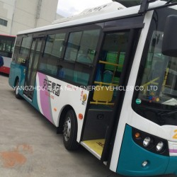 High Quality 8m Electric Bus City Vehicle