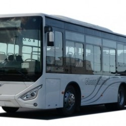 Changan 8-9m City Bus 19-35 Seats Rear Mounted Engine Sc6833