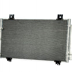 Automotive Cooling System Condenser for Toyota Hiace / Coaster Bus