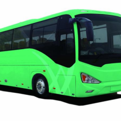 12 Meters Electric Buses LiFePO4 Battery Solution