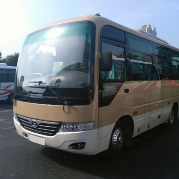 Chinese Low Price 25 Seats Toyota CoasterImage
