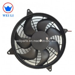 Air Conditioning Conditioner Electric Electronic Cooling Radiator Condenser Fan 24V for Toyota Coast