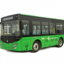 HOWO 180HP Jk6839gn City Bus