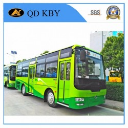 7.2 Meters Luxury, Ecomonic and Reliable Diesel City Bus