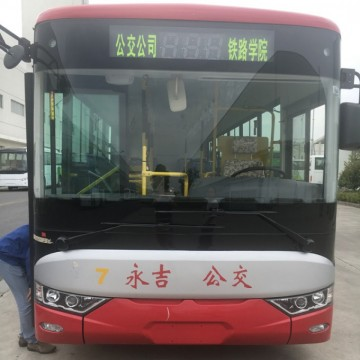 High Quality Electric 10 Meters Bus with Long RangeImage
