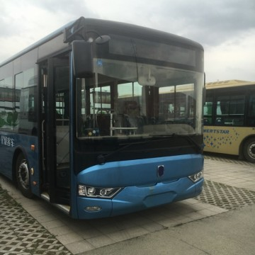 New Coming Cheap Electric Bus with High QualityImage