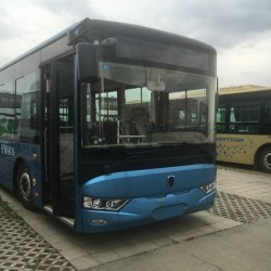 New Coming Cheap Electric Bus with High Quality