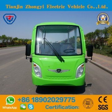 Wholesale 8 Seats Electric Shuttle Bus with Ce and SGS CertificationImage