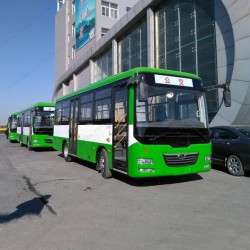 35-50 Seats 105HP BRT City Bus