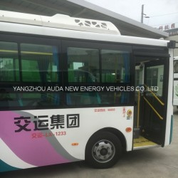 8m Pure Battery Electric City Bus