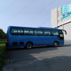 41-43seats 9m Bus Front Engine for Tourism Bus with Air Conditional