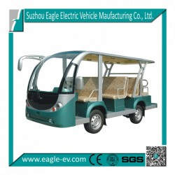Battery Power Electric Bus, Mini Bus, Eg6118ka
