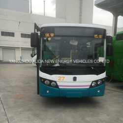Good Condition Electric Bus 8 Meters