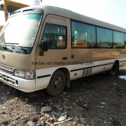 Used Toyota 19 Seats Bus, City Bus Toyota 19 Seats