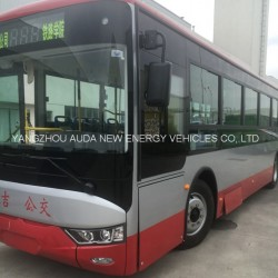 China New High Quality Low Price Electric Bus Coach