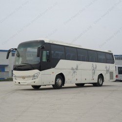 Right/Left Hand Drive Luxury Coach Tourist Bus 10m 40-60seats Low Price