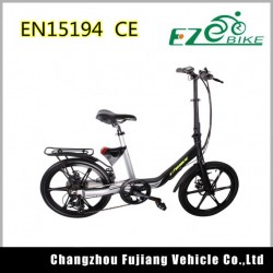 Hot Sale Ce En15194 Approval Lithium Power Electric Bike