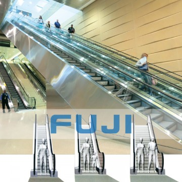 FUJI Hot Sale Escalator for The Subway and Train StationsImage