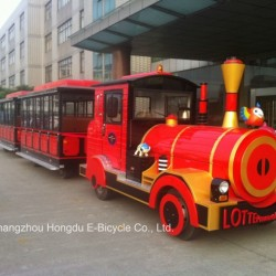 Theme Park Electric Mini Train for Sightseeing
