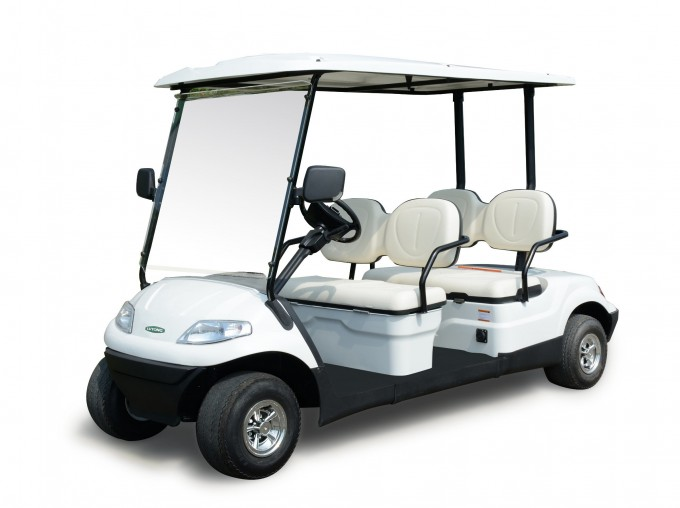 New Product Battery 4 Seater Golf Cart Image1