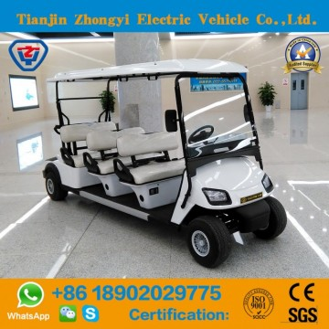 New Design 6 Seater Electric Golf Cart with Ce & SGS CertificateImage