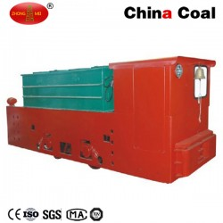 Cay12/6gp 12 Ton 60mm Gauage Underground Battery Locomotive for Mining