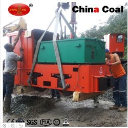 8ton Underground Mining Anti-Explosive Battery Powered Electric Locomotive