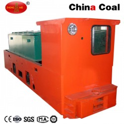 Cay8/6gp 8 Ton Underground Flameproof Coal Mining Battery Locomotive