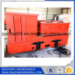 8t Tunnel Battery Operated Electric Locomotive for Mining