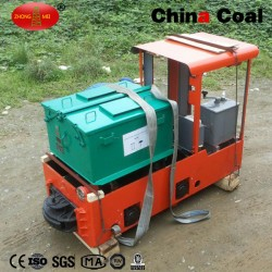 Narrow Gauge Battery Electric Locomotive 2.5-55ton