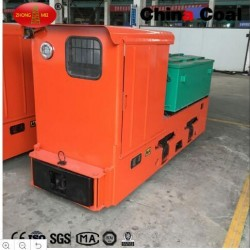 Cty5/600mm Explosion-Proof Battery Electric Locomotives for Underground Mining