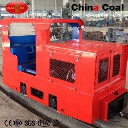 Explosion-Proof Diesel Engine Coal Locomotives