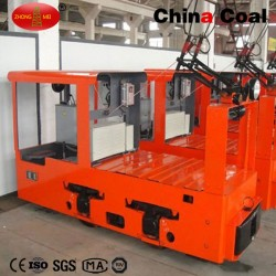 1.5 Tons Overhead Trolley Locomotives Made in China