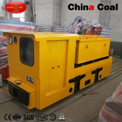 Customized 8ton Electric Locomotive Cty8/6g
