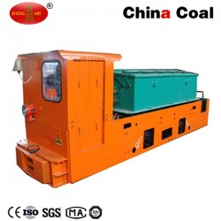 Hot Sale! Cty2.5 / 6g Underground Mining Electric Locomotive