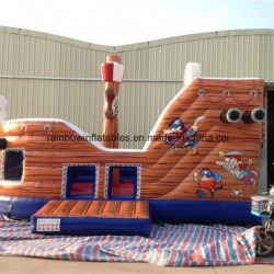 Inflatable Pirate Ship Slide Inflatable Slide Pirate Boat