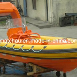 Rigid Inflatable Fender Marine Rescue Boat