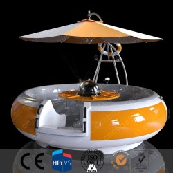 Electric BBQ Leisure Boat