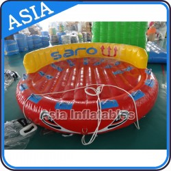 Custom Made Crazy UFO Inflatable Boats for Water Ski Sports