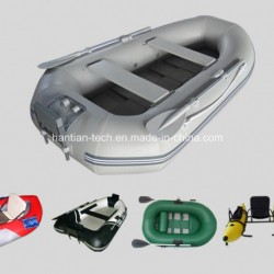 Hot Sale CE Certificate Korea PVC Inflatable Fishing Boats