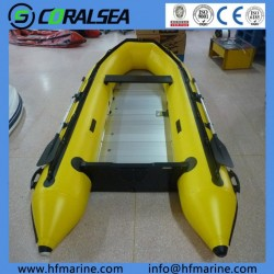 Inflatable Fishing Boat for Sale Hsd360
