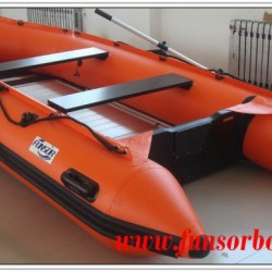 Funsor Inflatable Rescue Boat with Motor for Sale